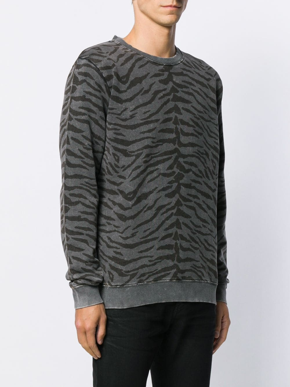Picture of Saint Laurent | Sweater Roundneck