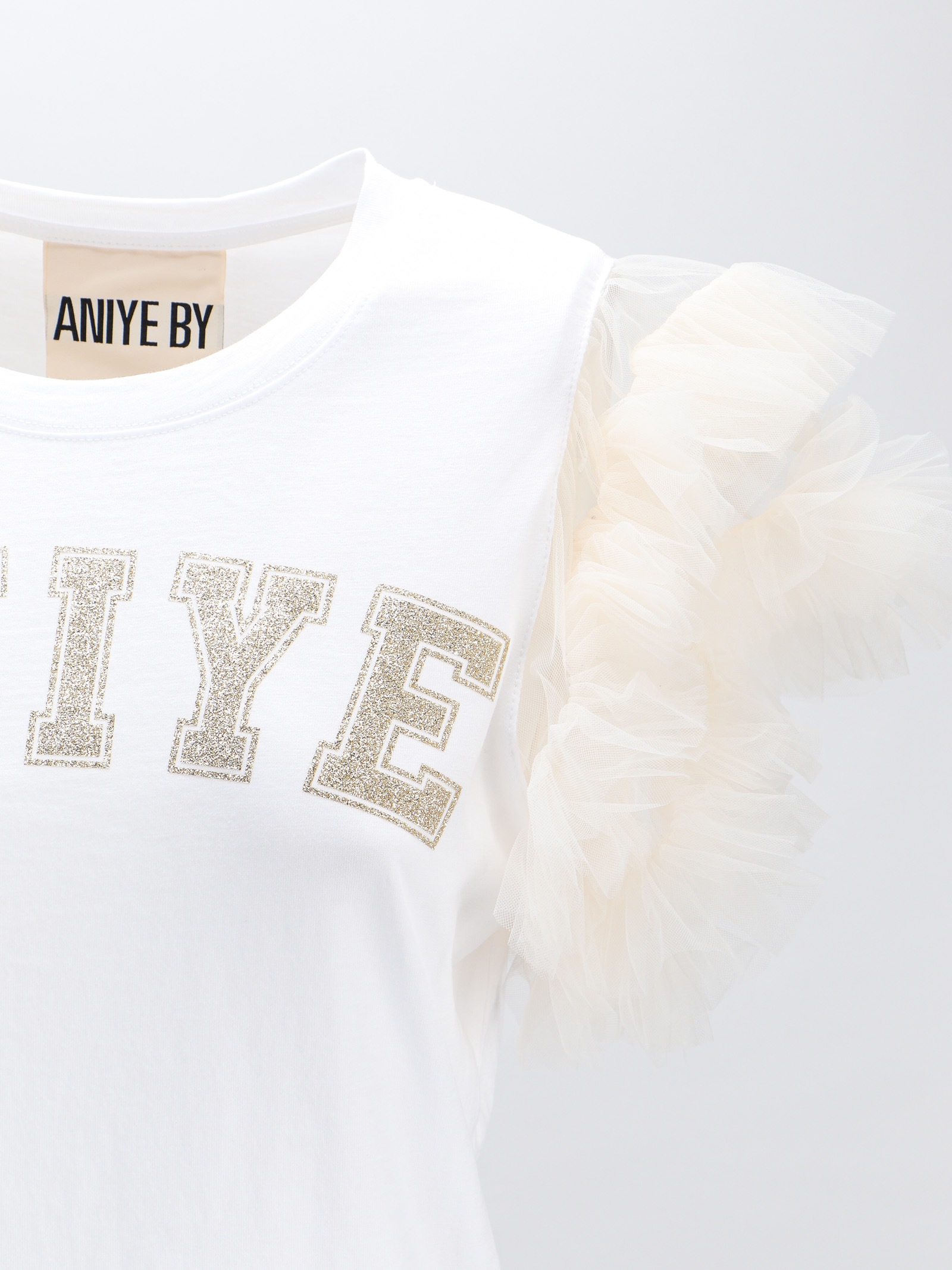 Picture of Aniye By | Silky T-Shirt Logo