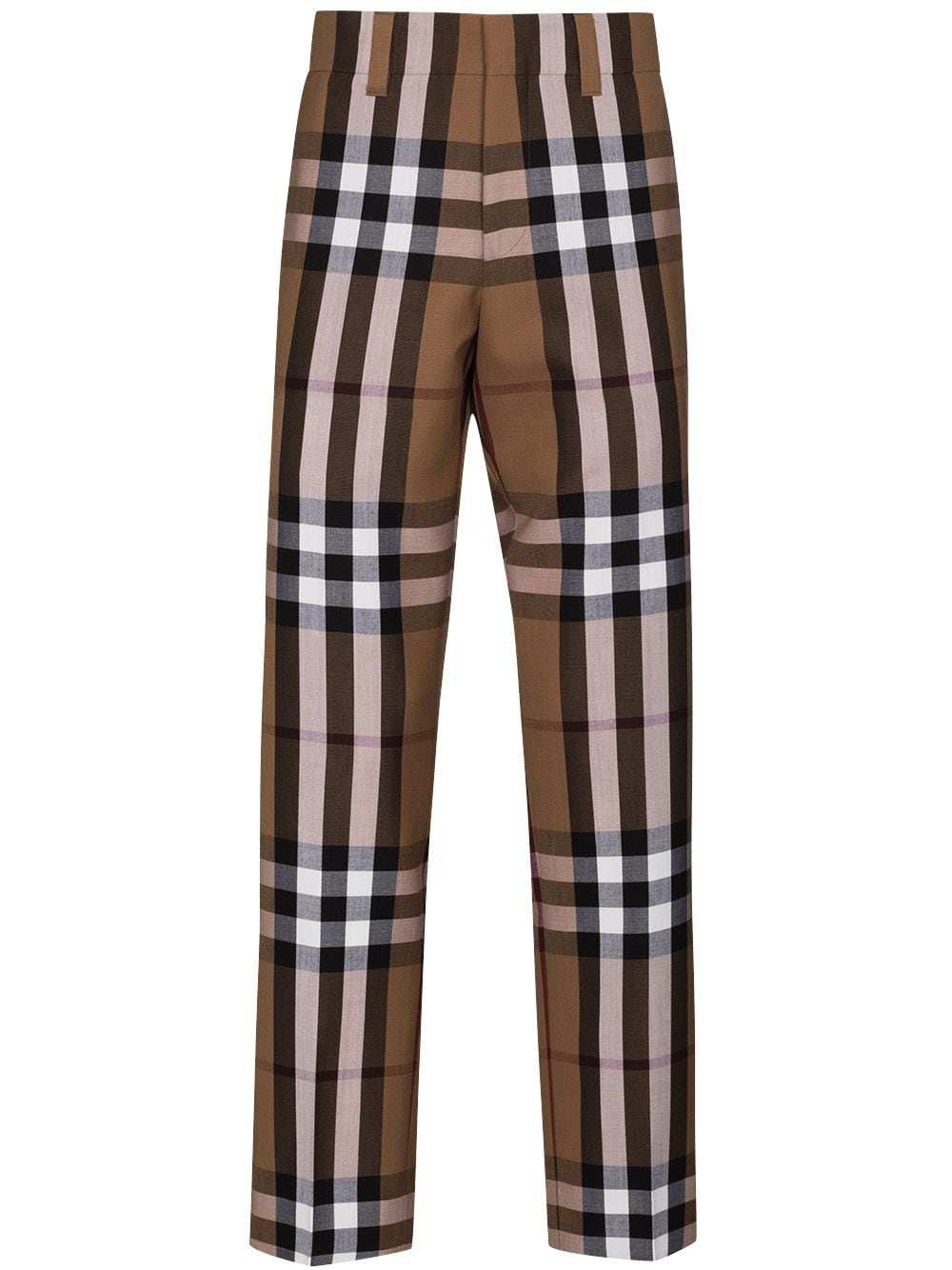 Picture of Burberry | Trousers
