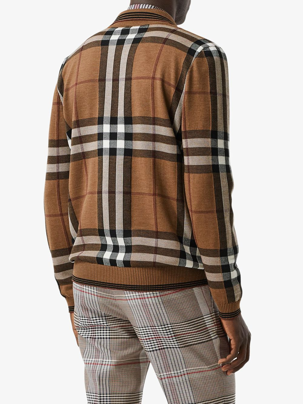 Picture of Burberry | Knit Polo