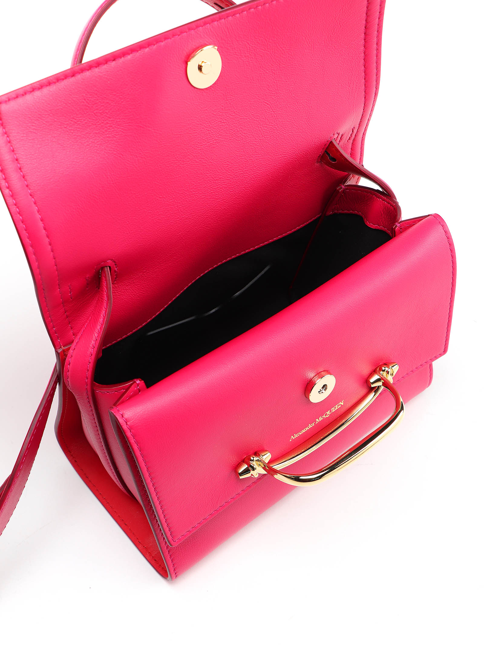 Picture of Alexander Mcqueen | Small Double Flap