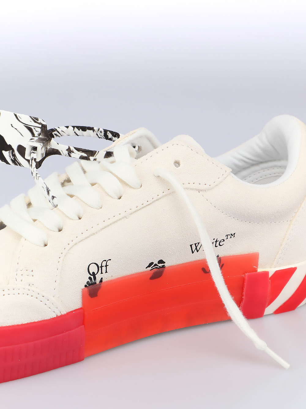 Picture of Off White   Low Vulcanized