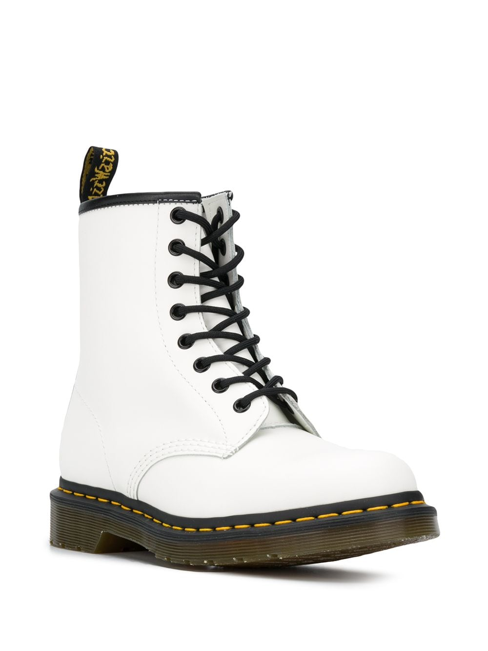 Picture of Dr. Martens | 1460 Smooth White Boot