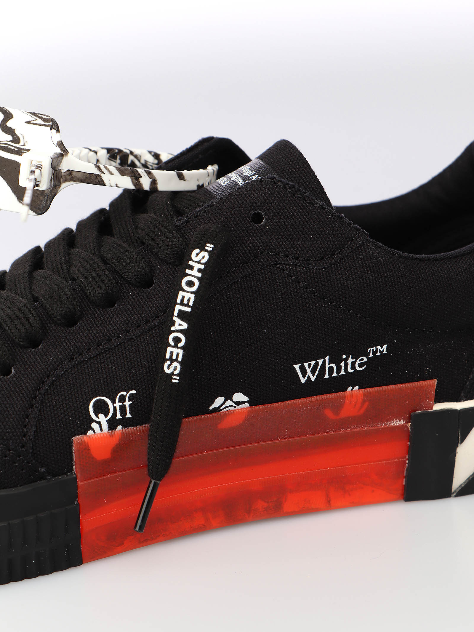 Picture of Off White | Low Vulcanized Canvas