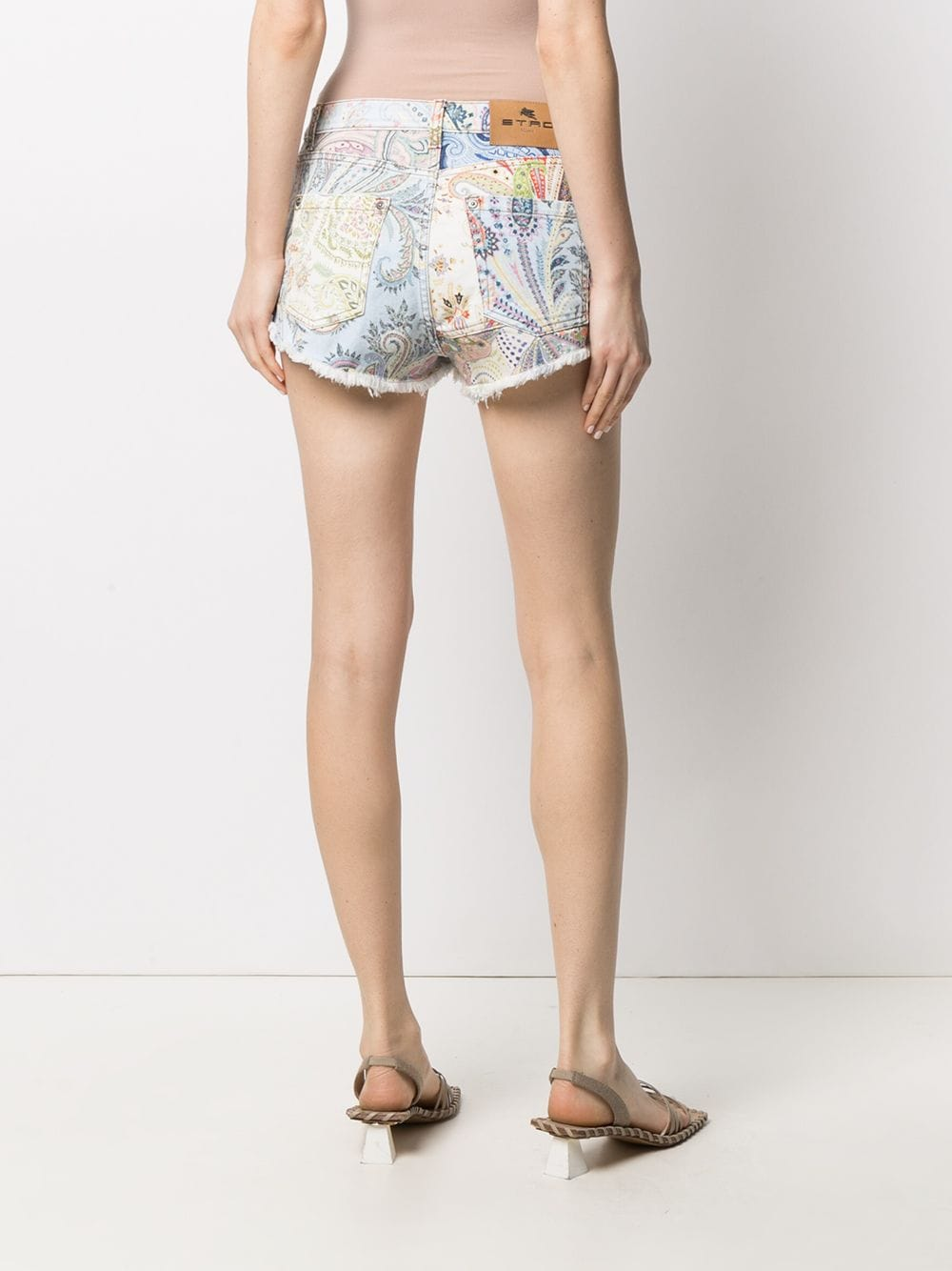 Picture of Etro | Short Jeans Ibiza