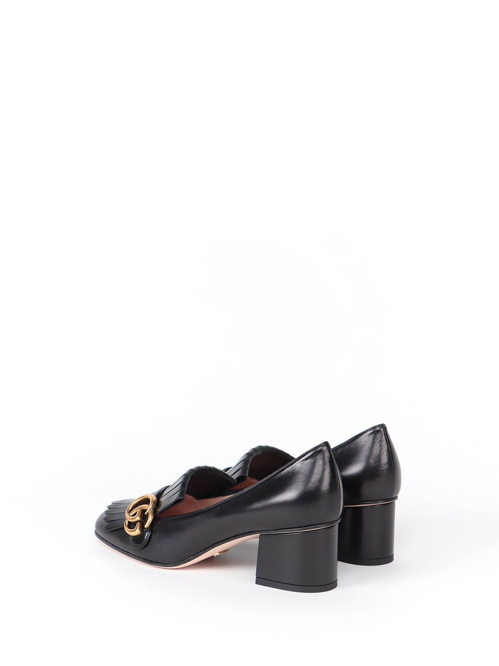 Picture of Gucci | Mid Heel Pump W/Double G