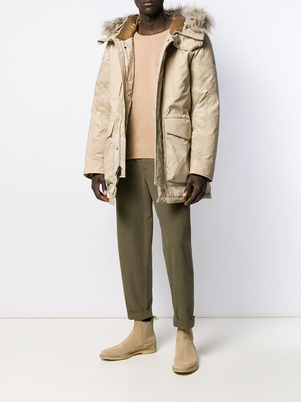Picture of Woolrich | Military Parka