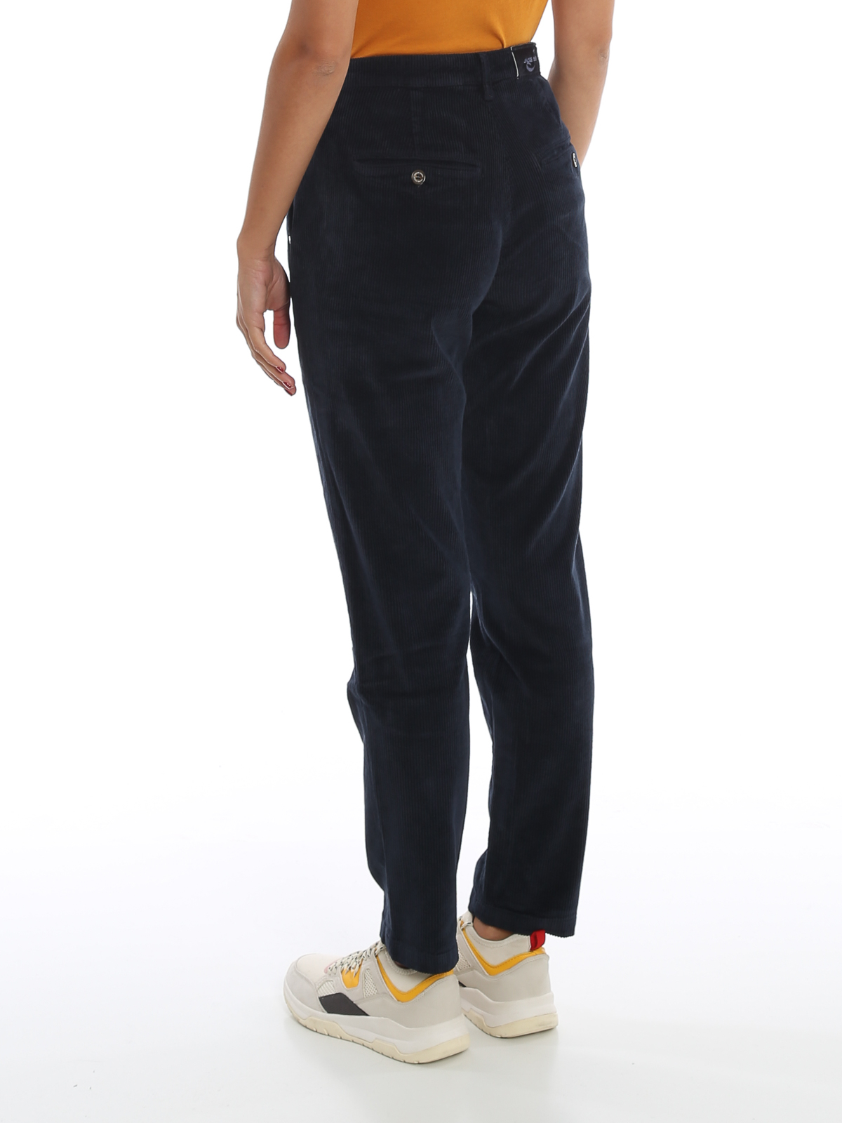 Picture of Jacob Cohen | Marina Chino Stretch Pants
