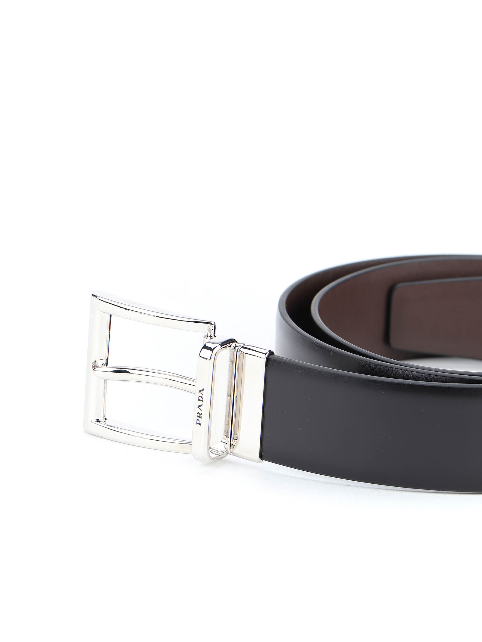Immagine di Prada | Belt Vitello Lux