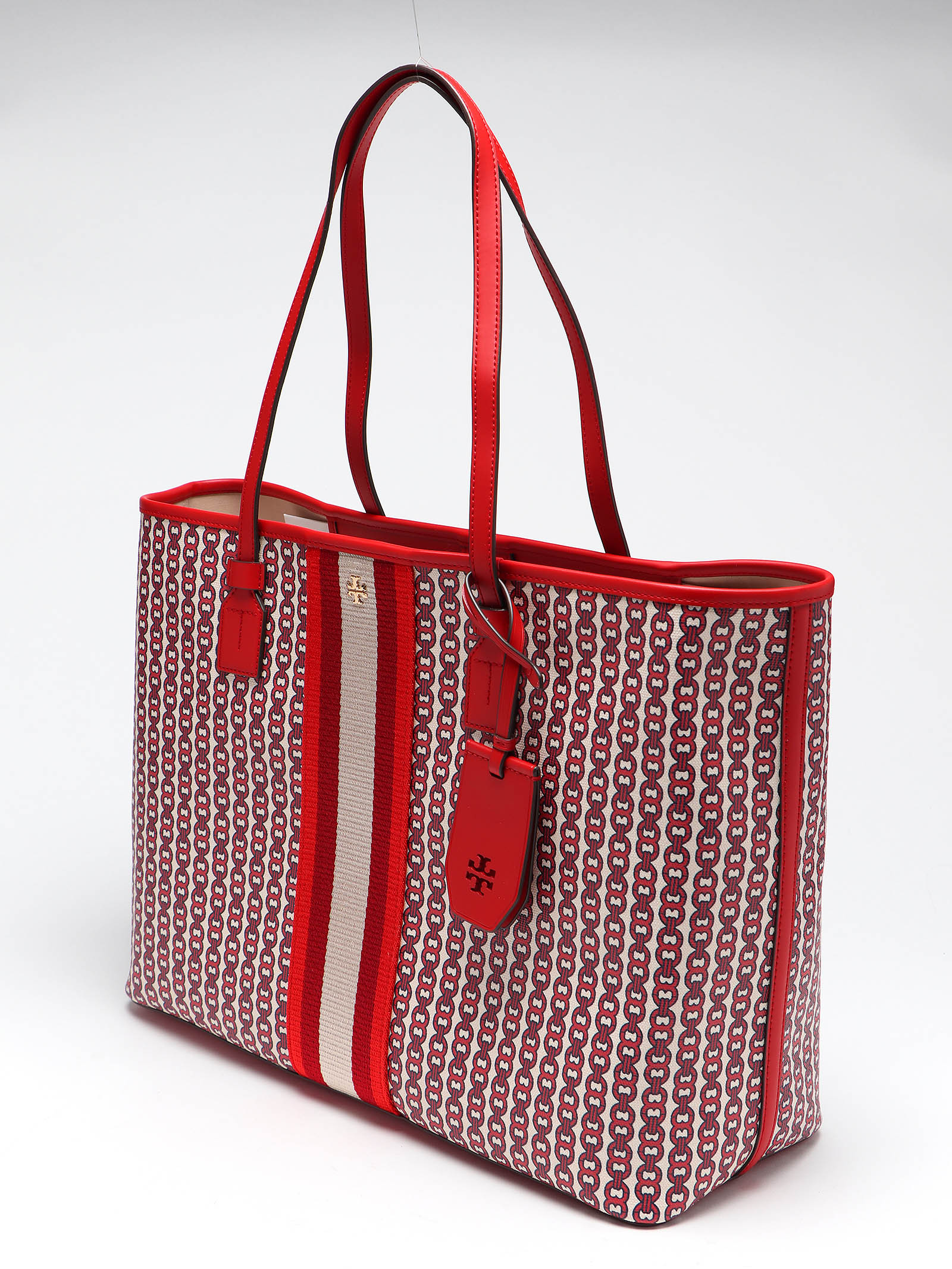 Picture of Tory Burch | Gemini Link Canvas Tote
