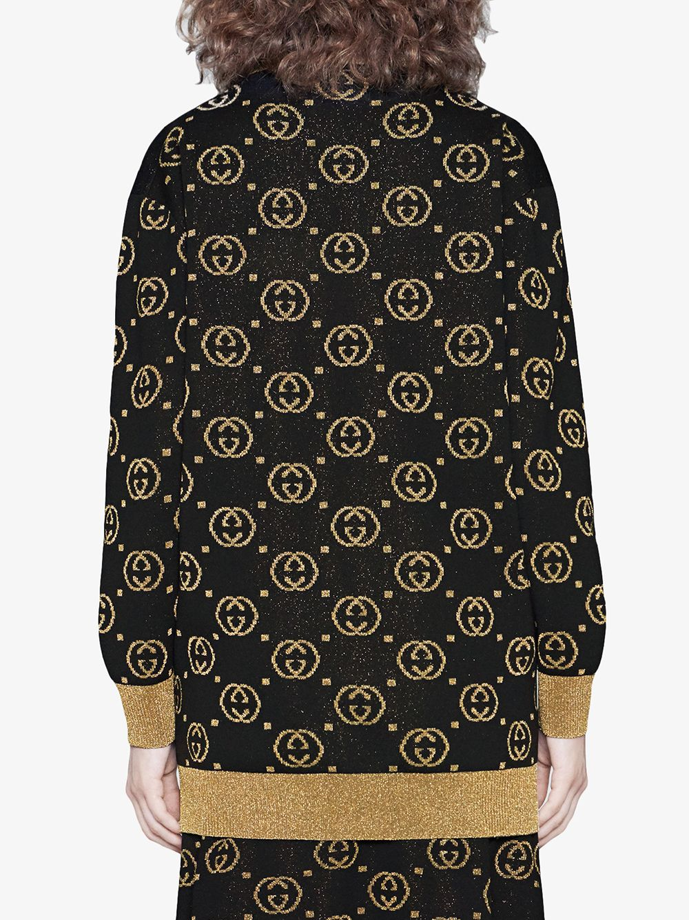 Picture of Gucci | L/S V/Nk Cardigan