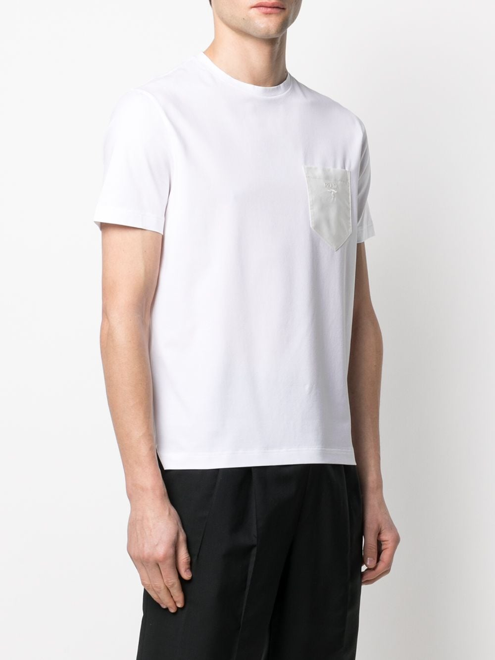 Picture of Prada | S/S Roundneck T-Shirt