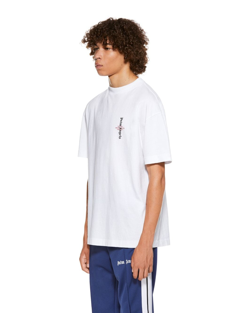 Picture of Palm Angels | Statement Logo Tee