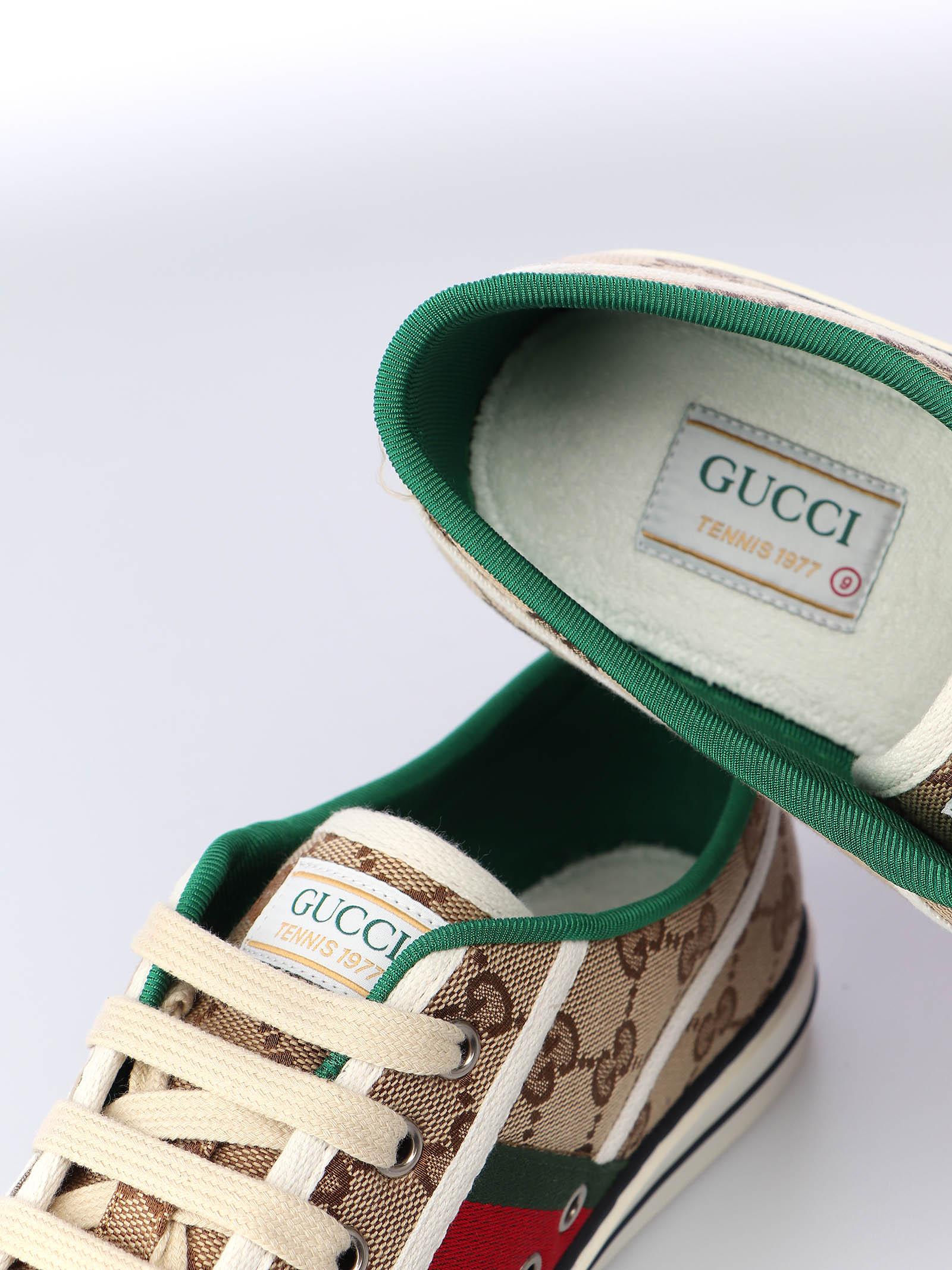 Picture of Gucci | Gucci Tennis 1977 Sneaker