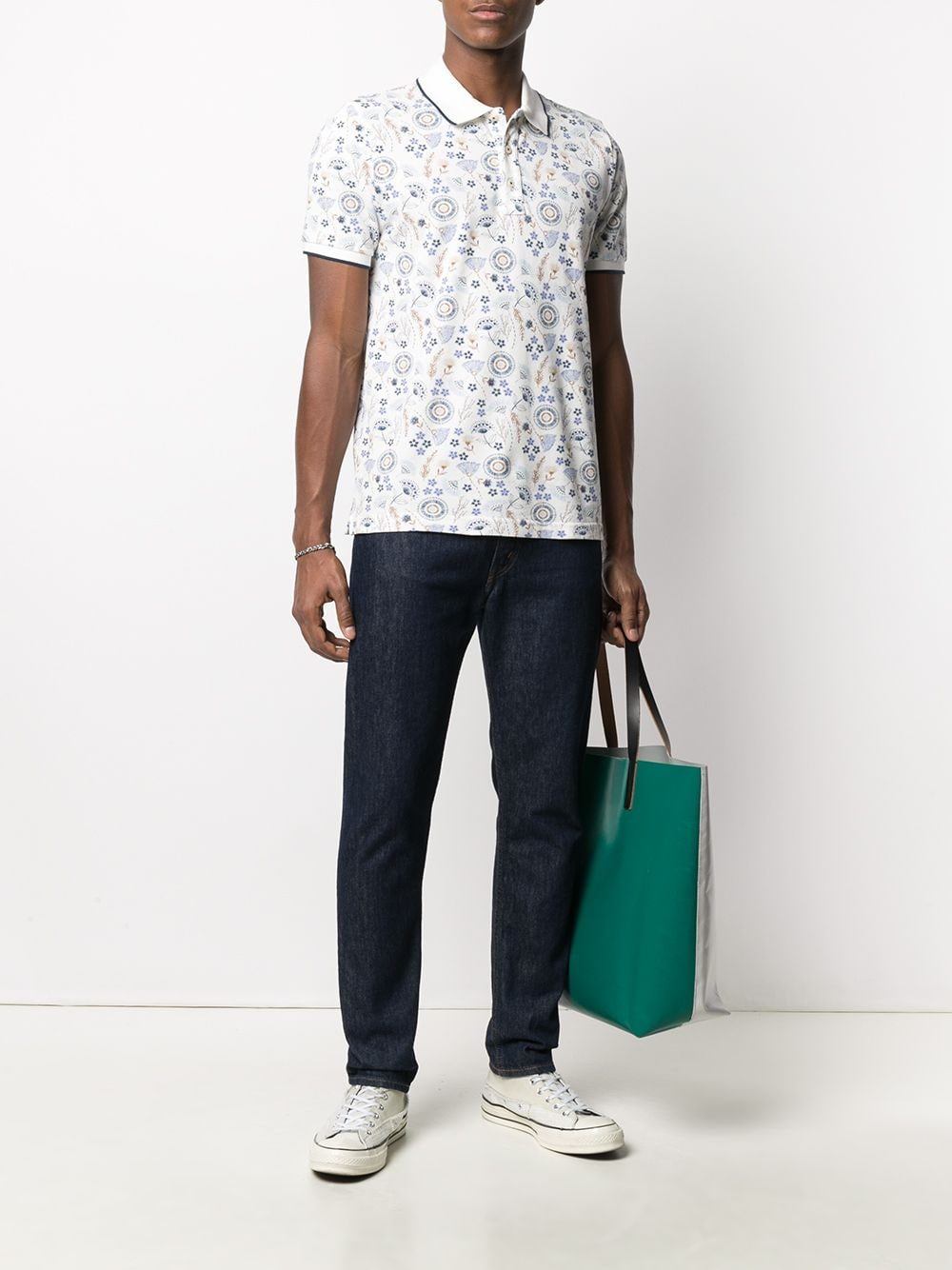 Picture of Altea   S/S Polo T-Shirt Smith