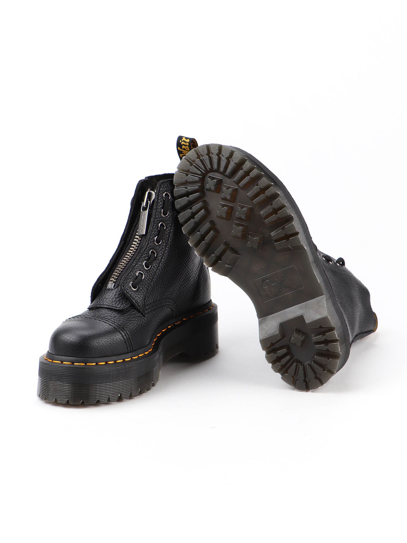 Immagine di Dr. Martens | Sinclair Black Aunt Boot