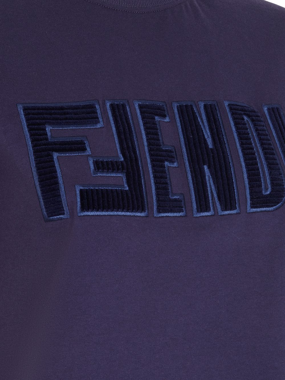 Picture of Fendi | T-Shirt Ff
