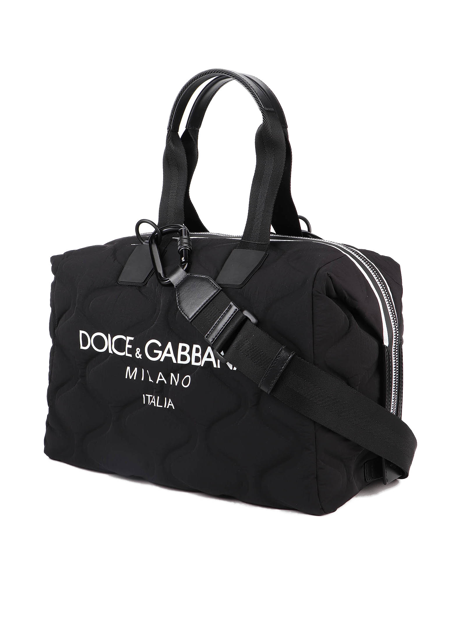 Picture of Dolce & Gabbana | Printed Scuba Briefcase