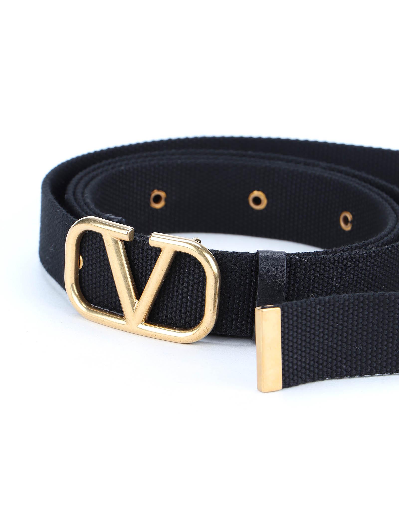 Immagine di Valentino Garavani | Vlogo Buckle Belt H.30
