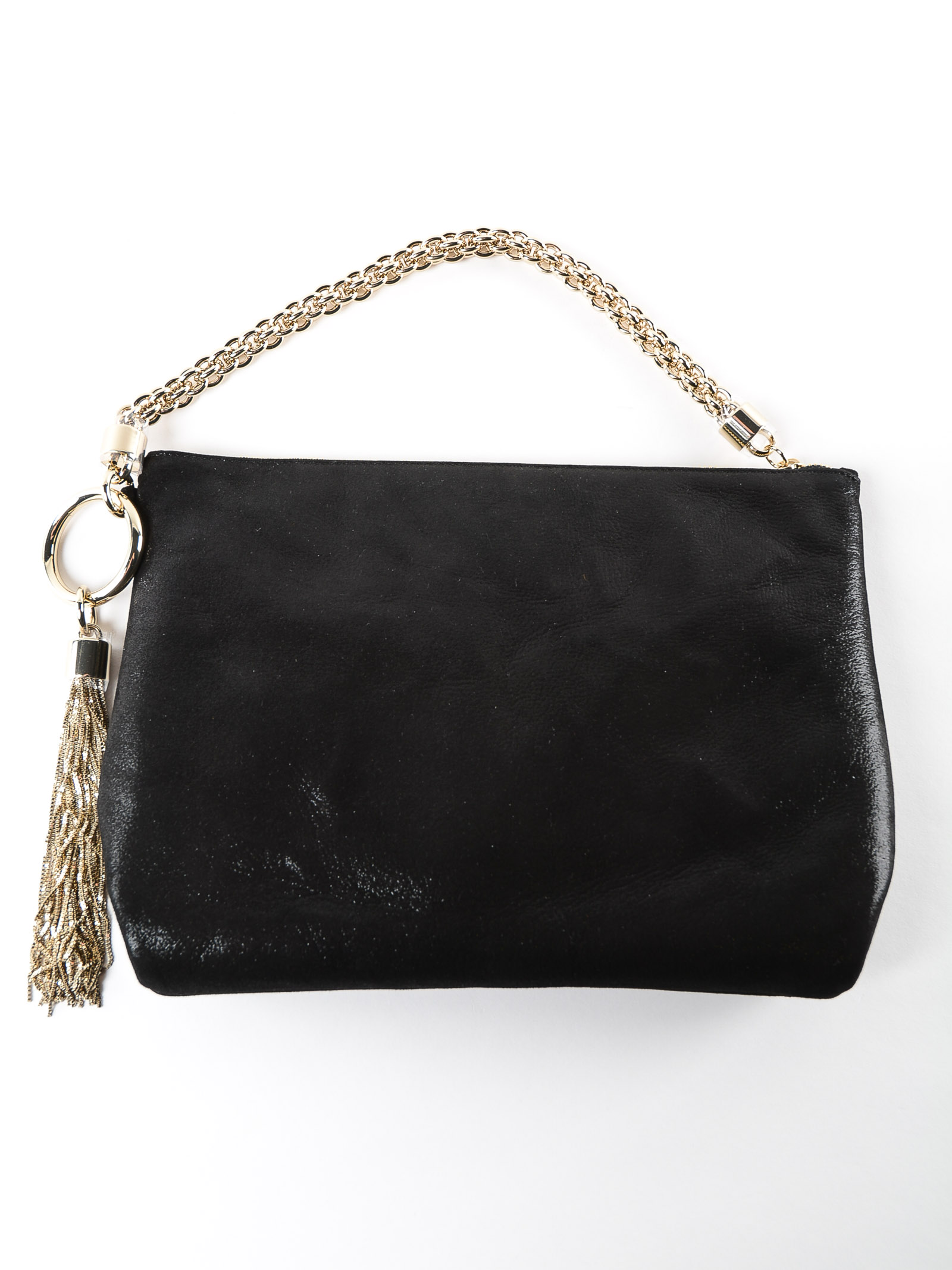 Immagine di Jimmy Choo | Shimmer Suede Bag
