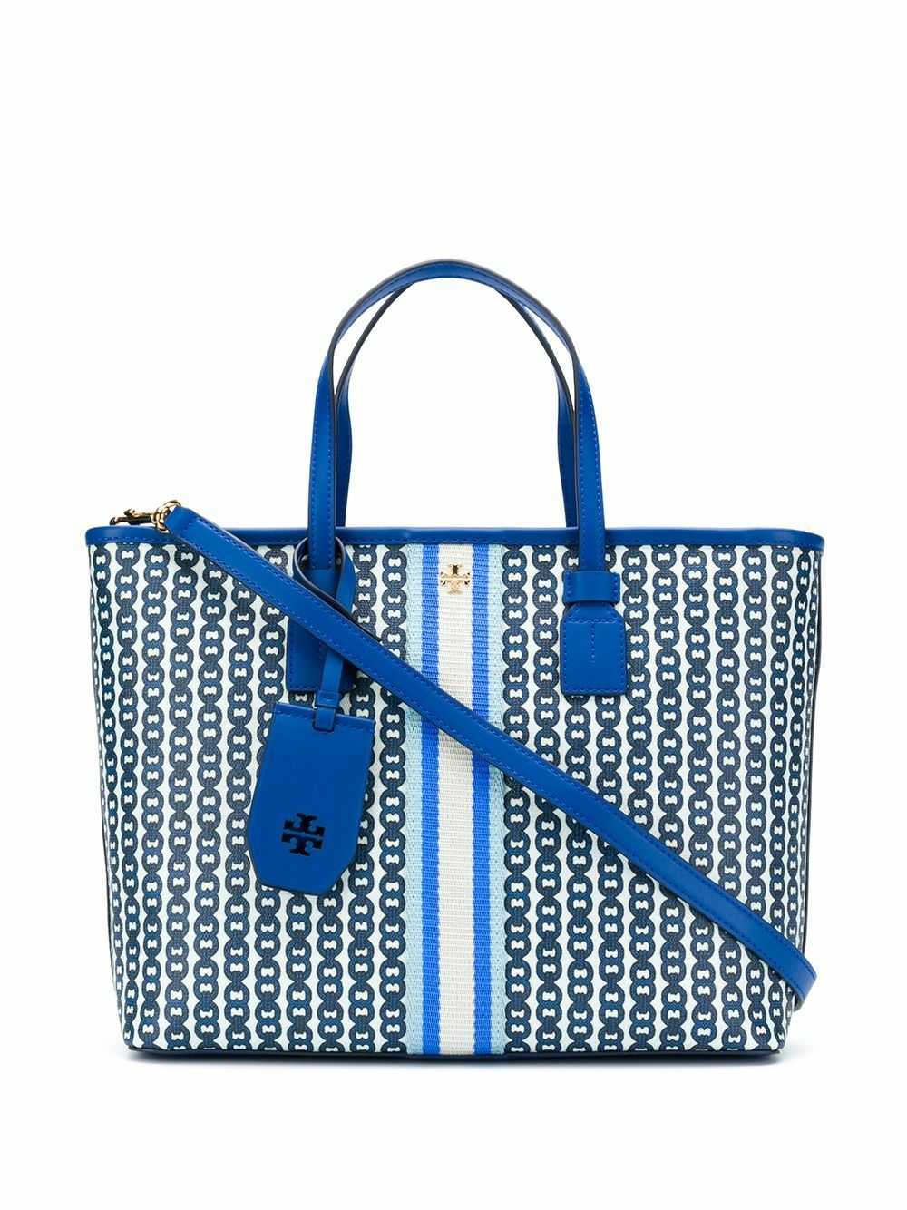 Picture of Tory Burch | Gemini Link Canvas Small Tote
