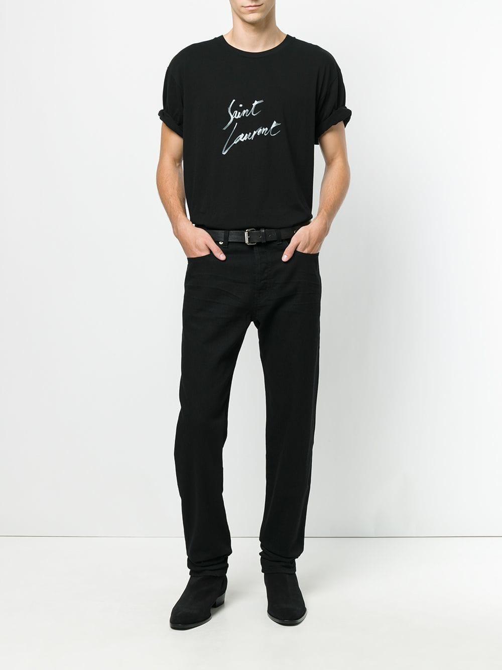 Picture of Saint Laurent | T-Shirt