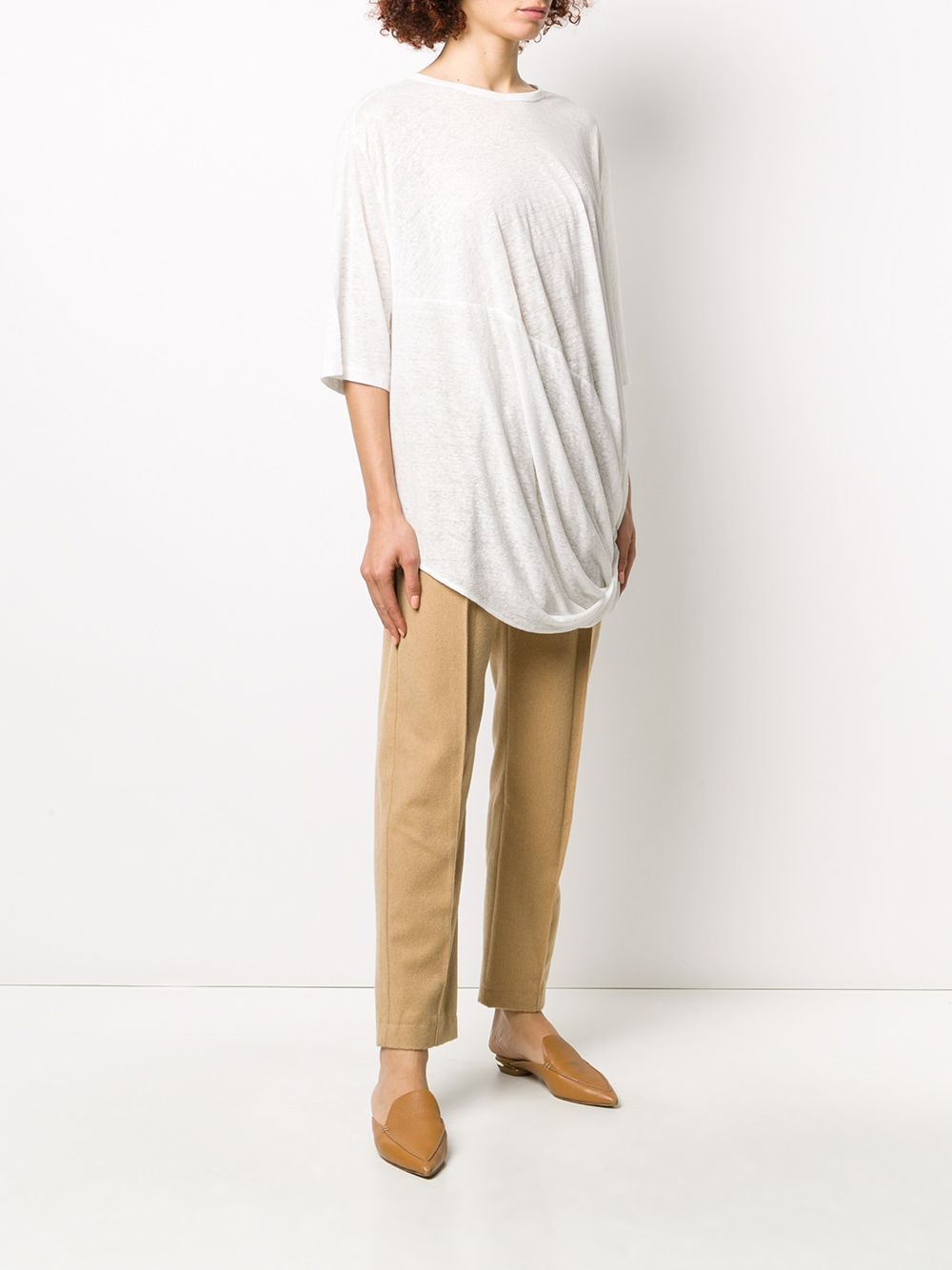 Picture of Loewe | Asymmetric T-Shirt