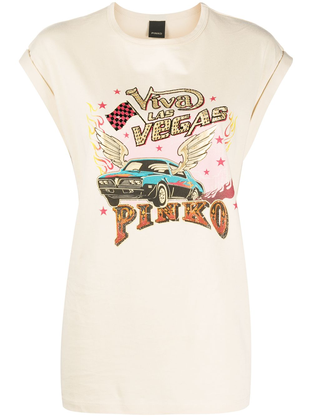 Picture of Pinko | Cannolo T-Shirt