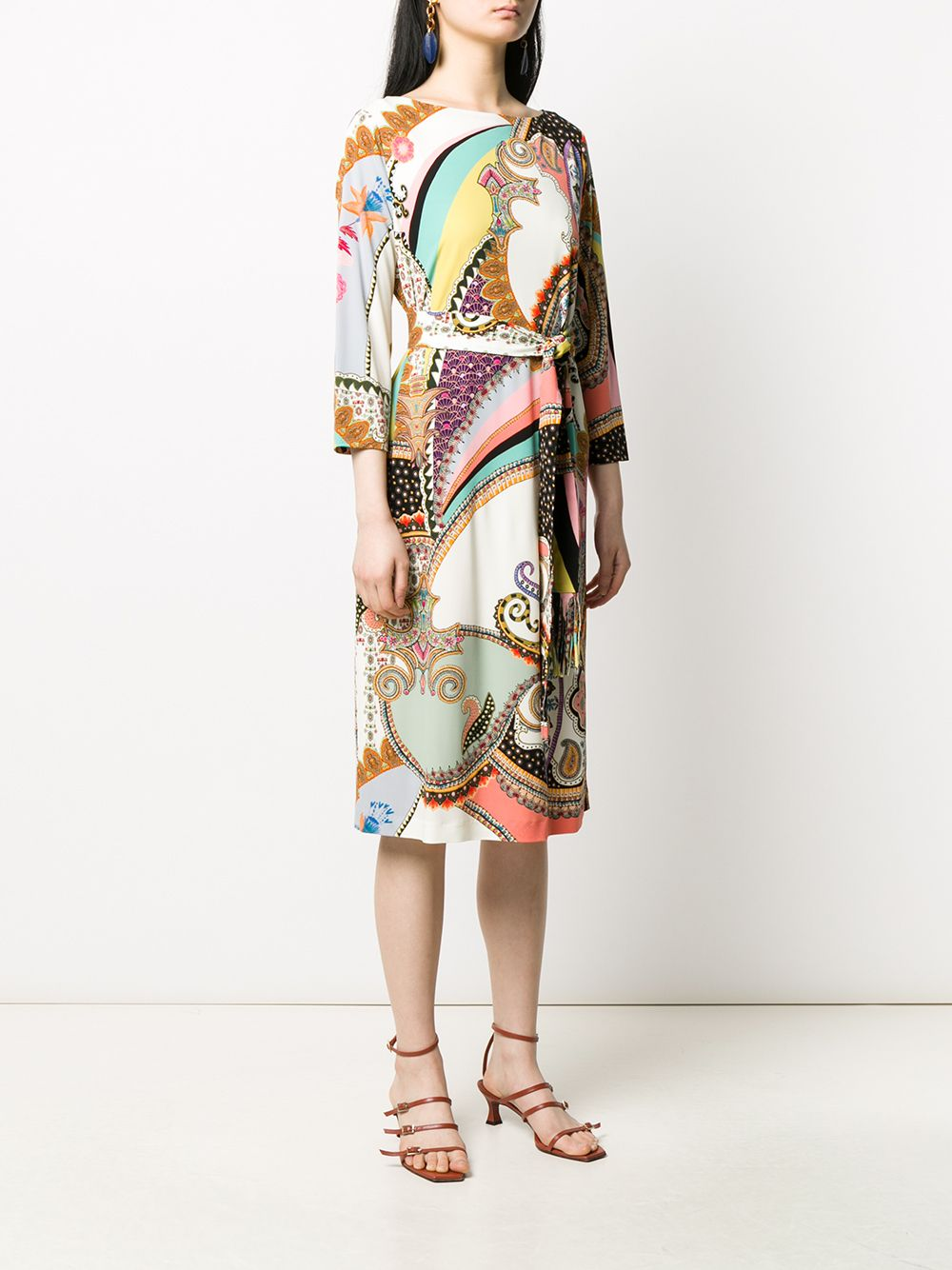Picture of Etro | Jersey Dress Milano