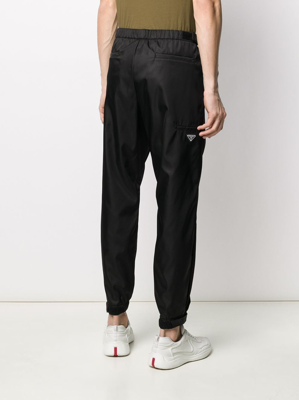 Picture of Prada | Trousers Gabardine Nylon