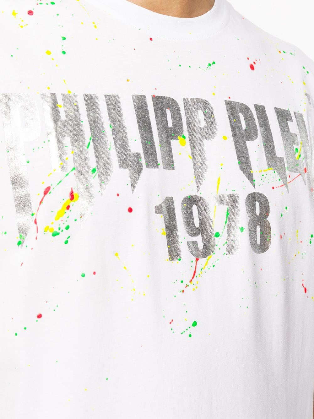 Picture of Philipp Plein | T-Shirt Round Neck