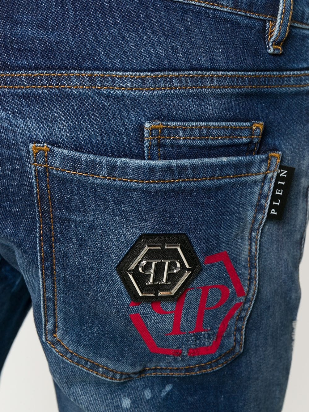 Immagine di Philipp Plein | Super Straight Cut Hexagon