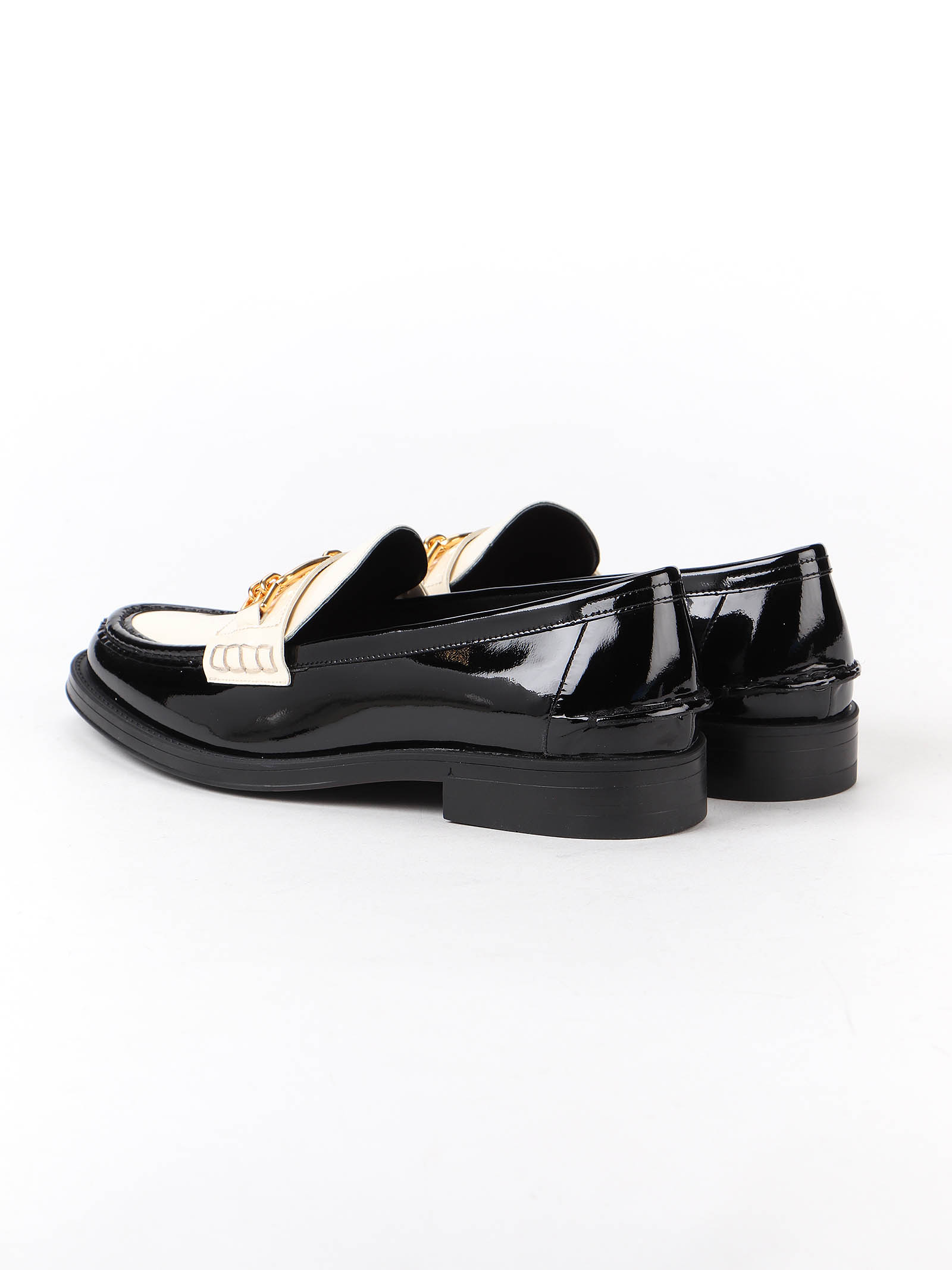 Picture of Bally | Elodie Flat/00 Loafer