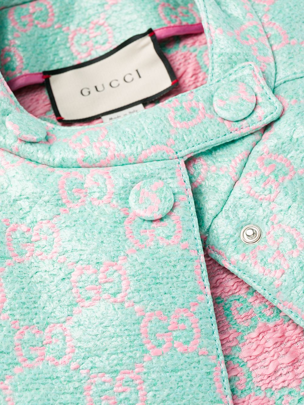 Picture of Gucci | Macro Gg Coat