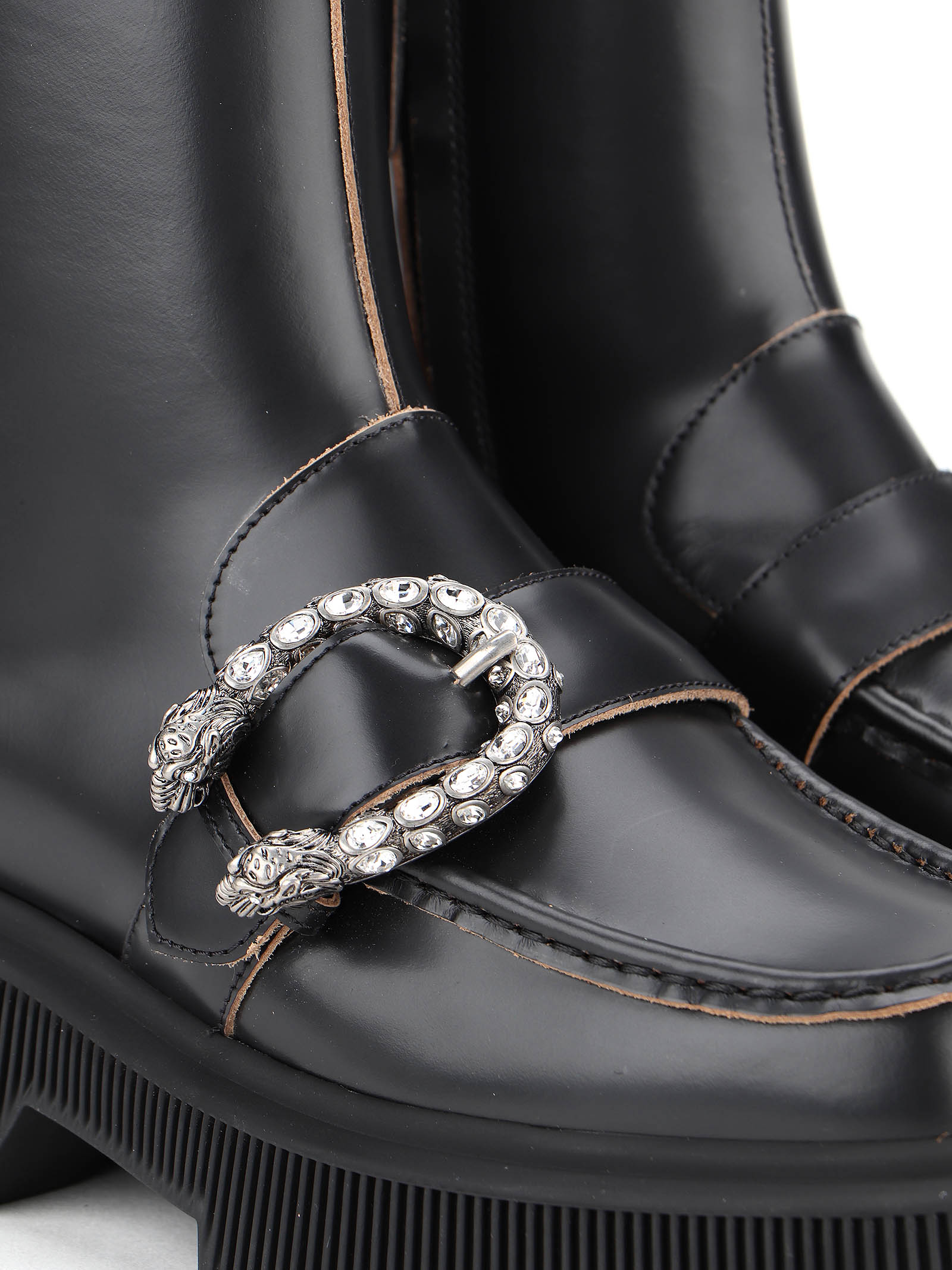 Picture of Gucci | Bootie Leather