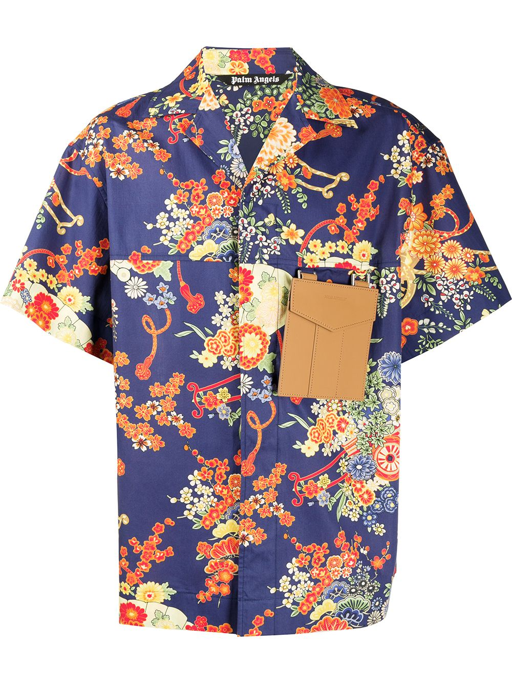 Picture of Palm Angels | Blooming Shirt