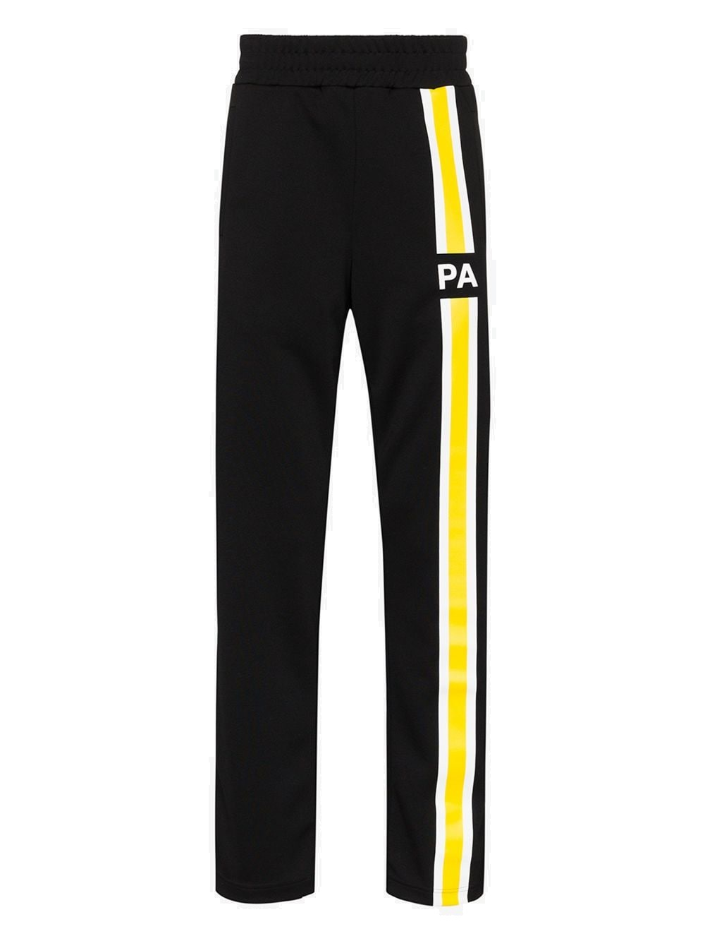 Picture of Palm Angels   Monogram Track Pants