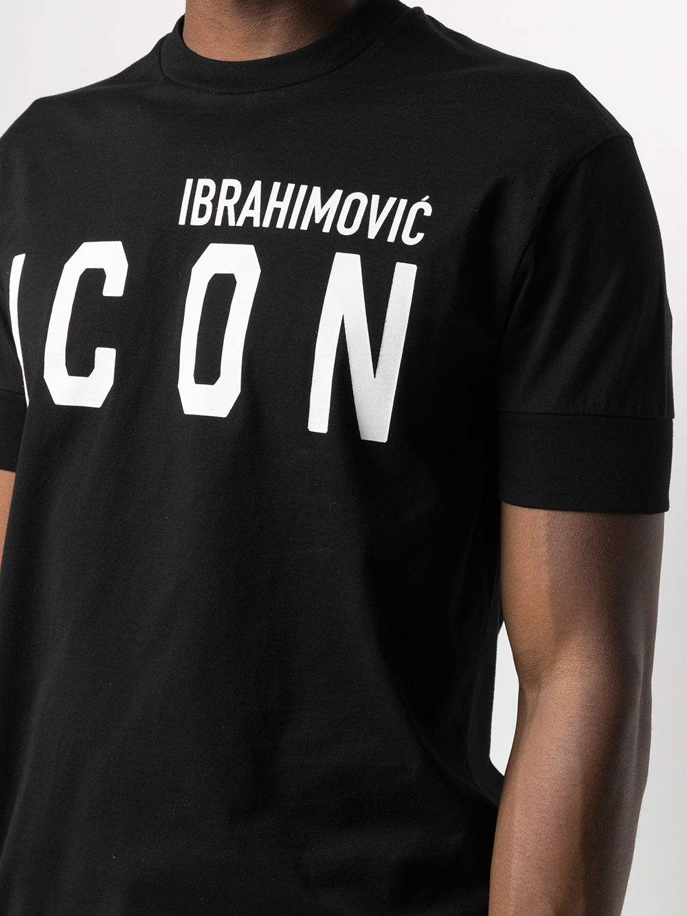 Picture of Icon Ibrahimovicxdsquared2 | T-Shirt
