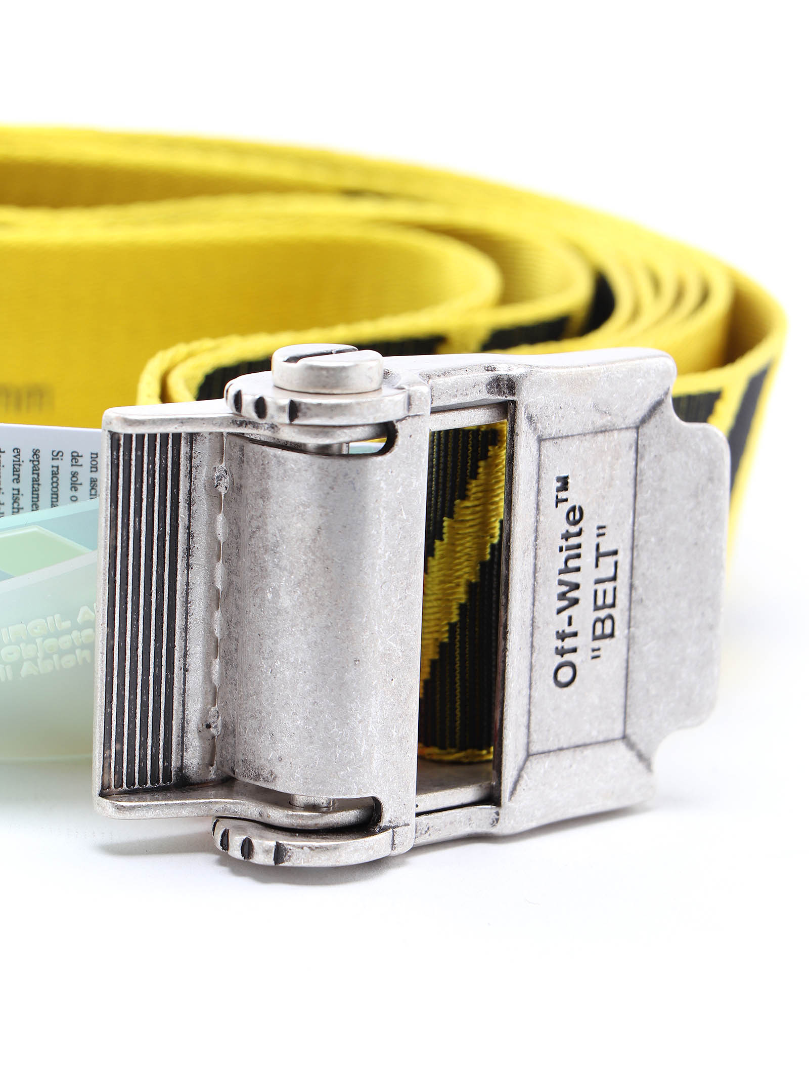 Picture of Off White   2.0 Industrial Belt 40 Mm