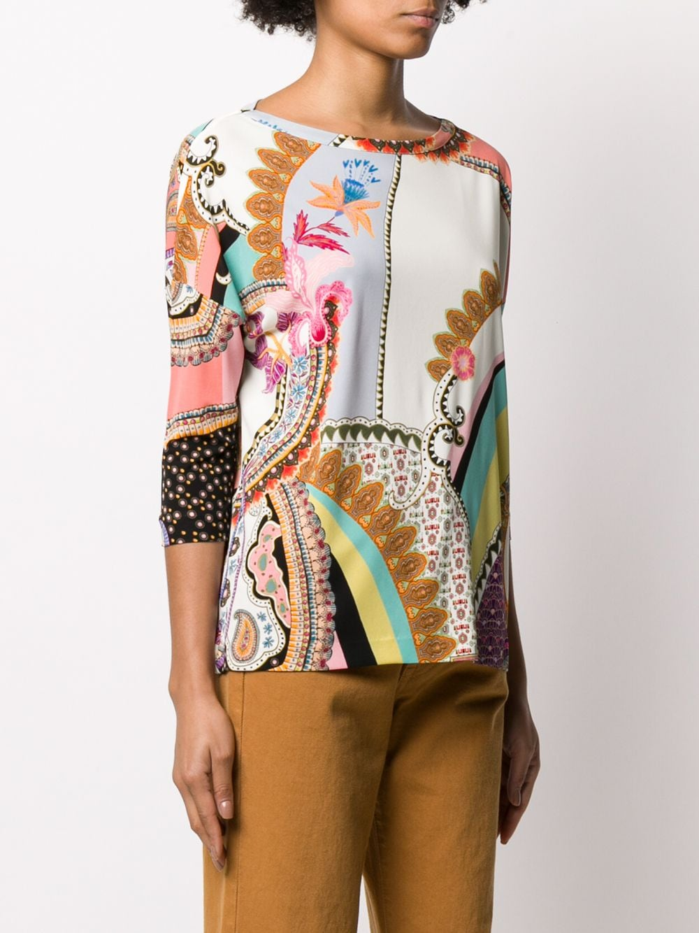 Picture of Etro | Jersey Sweater