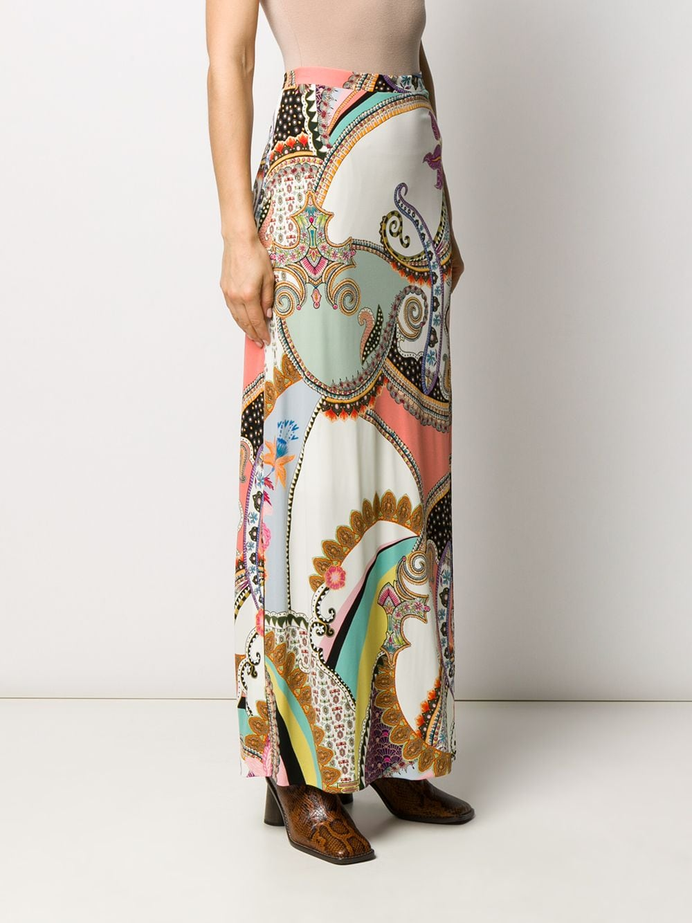 Picture of Etro | Jersey Skirt Ginestra