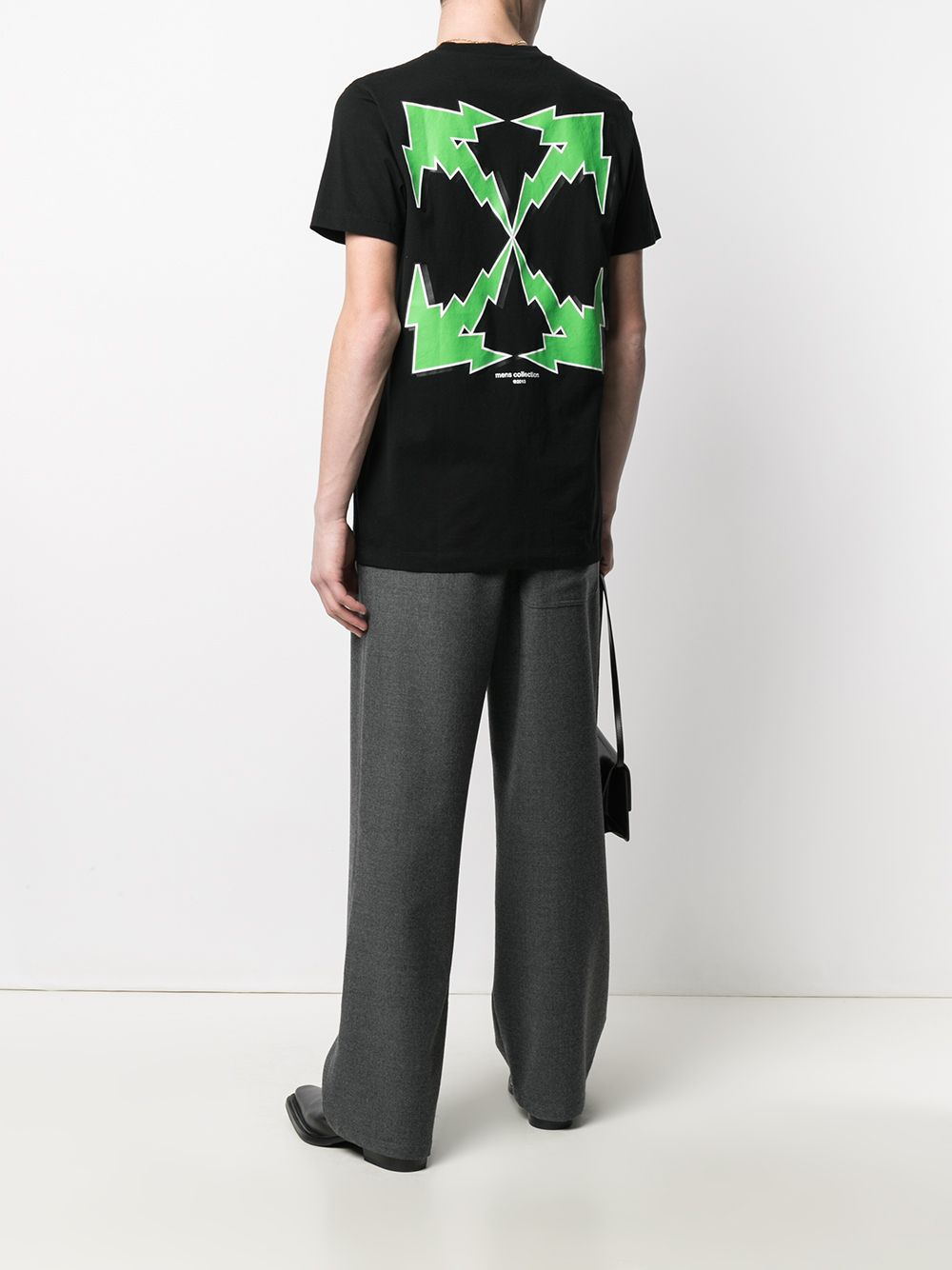 Picture of Off White | Bolt Arrow S/S Slim Tee