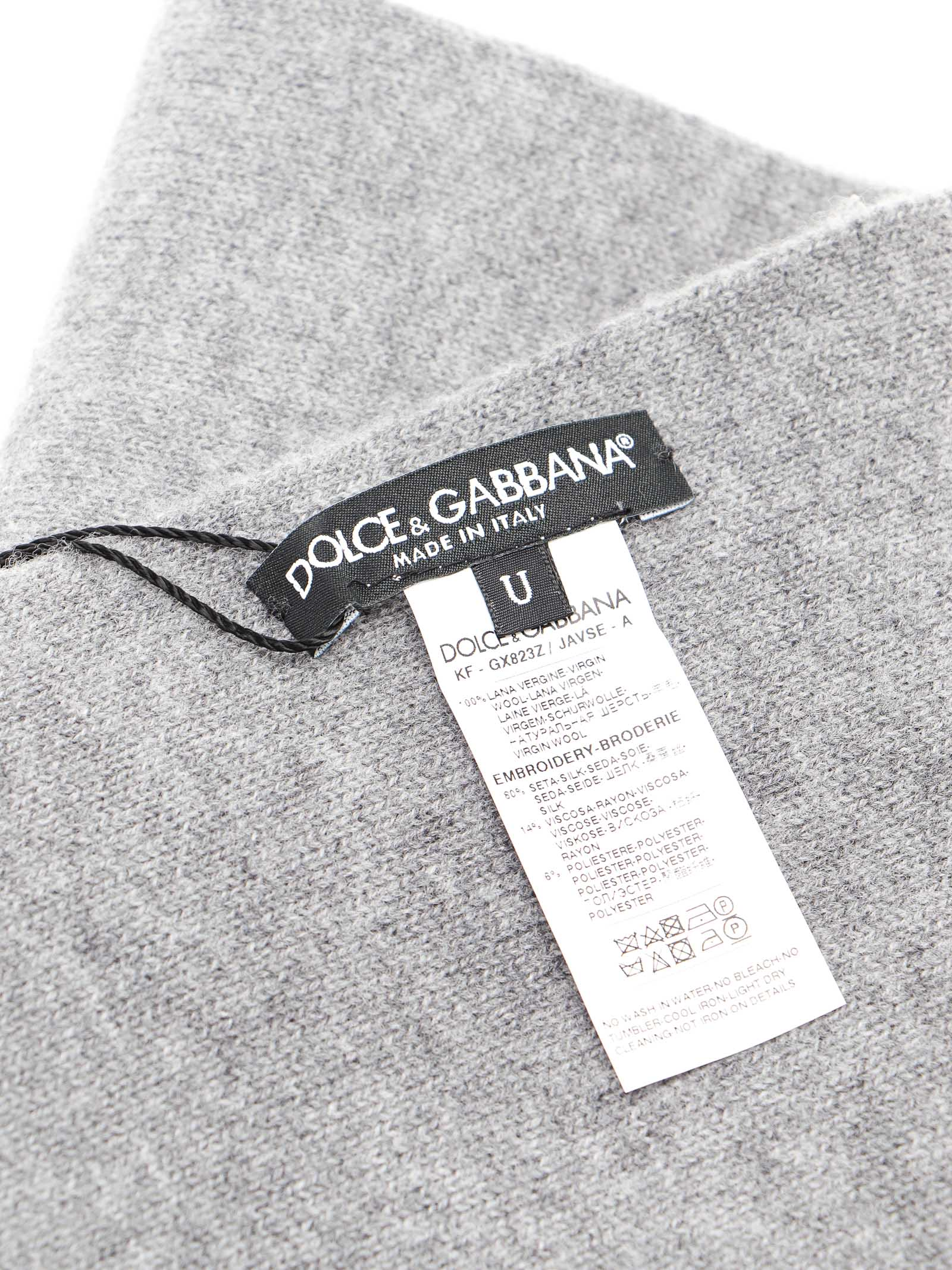 Picture of Dolce & Gabbana | Scarf