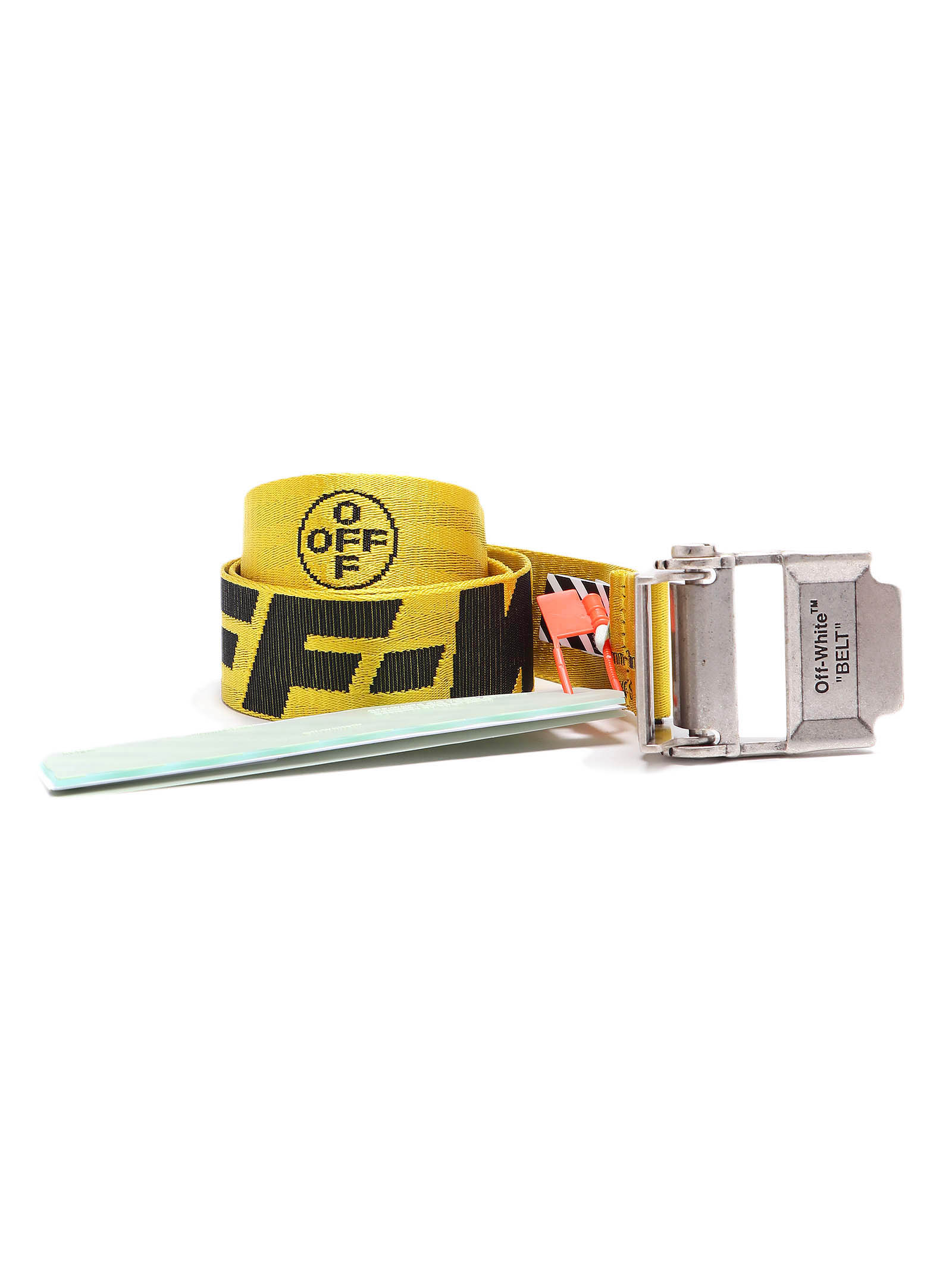 Picture of Off White   2.0 Industrial Belt Short