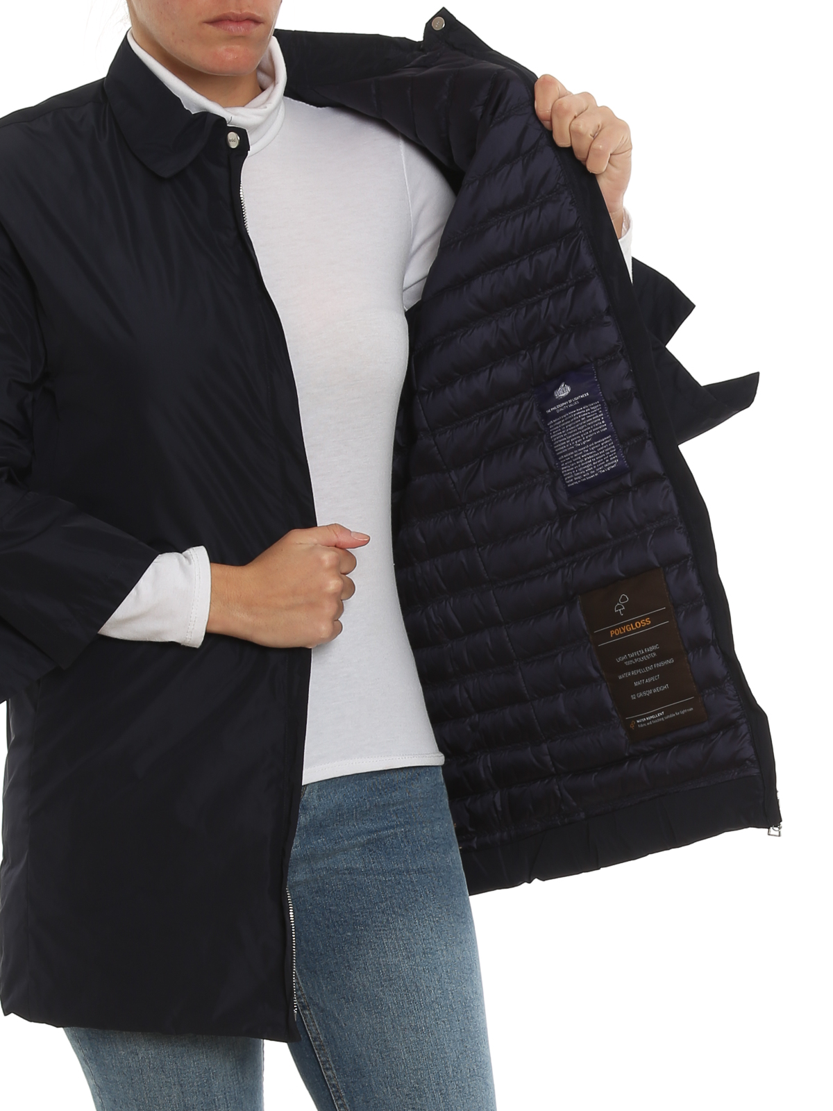Picture of Add | Coat With Down Padding
