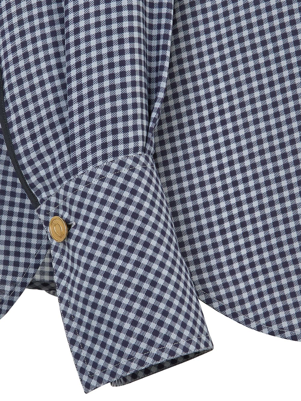 Picture of Fendi | Shirt Vichy Crepe
