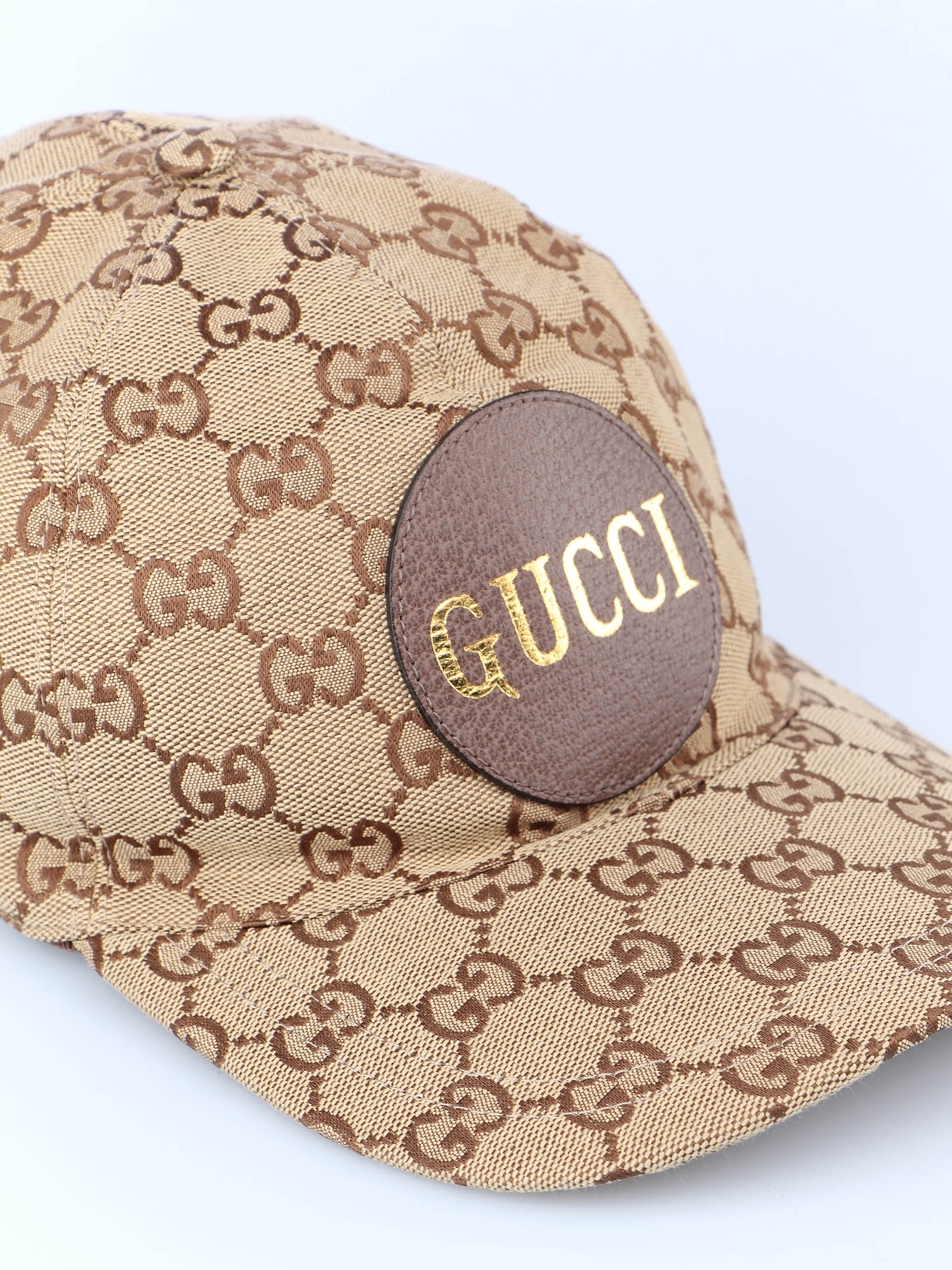 Immagine di Gucci   GG Canvas Baseball Hat