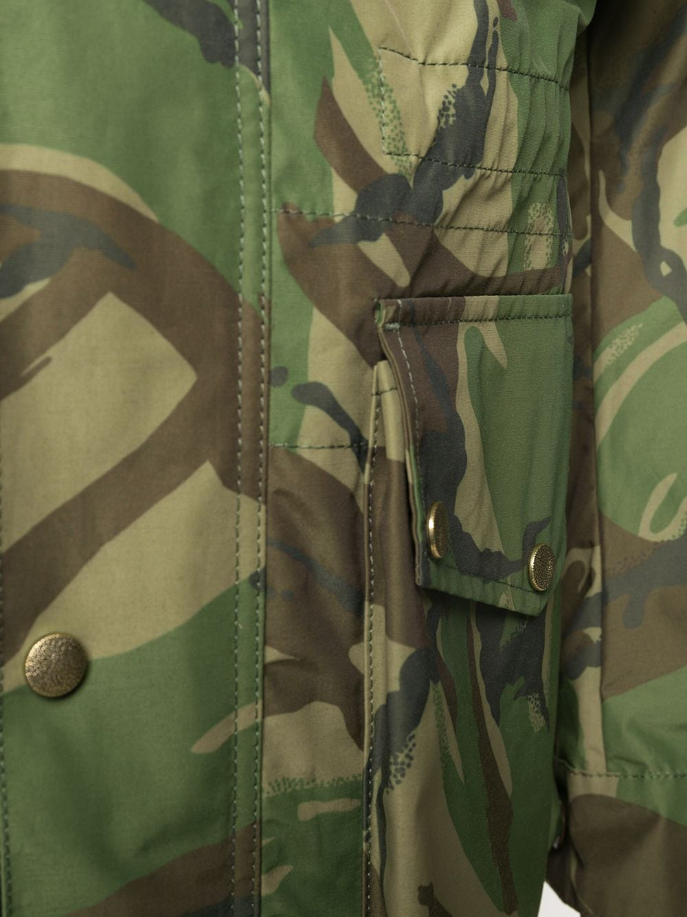 Picture of Belstaff | Landing Jacket Camo