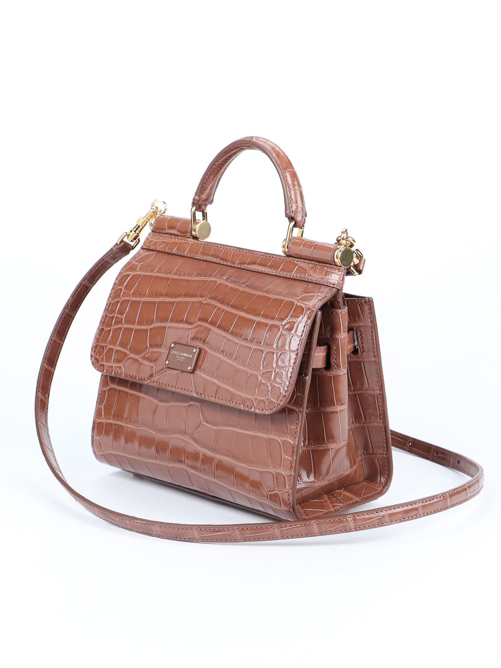 Immagine di Dolce & Gabbana | Alligator Shoulder Bag
