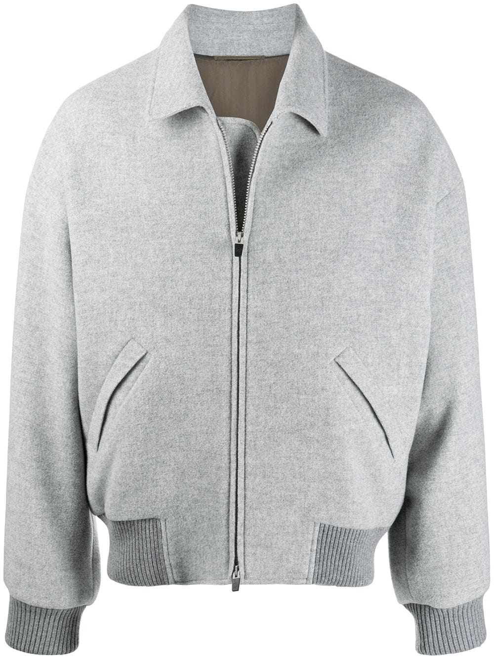 Picture of #FearOfGodZegna | Double Collar Bomber